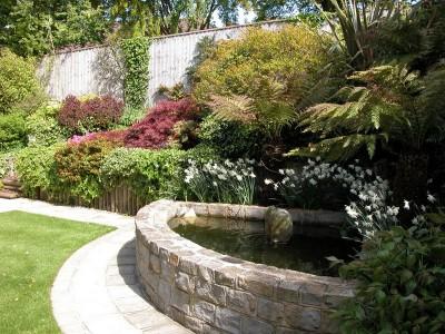 Garden Brick Features Bournemouth