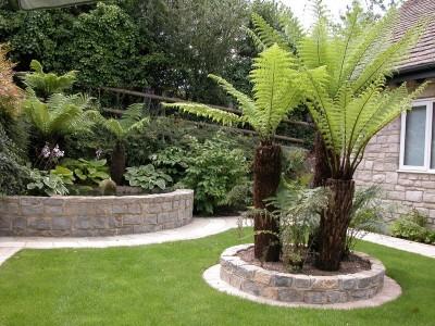Back Garden Landscaping in Dorset
