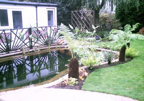 Water Gardens Bournemouth