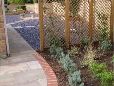 Bournemouth Garden Trellis