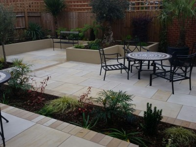 Patio Specialists in Bournemouth Nicholas Lever Landscapes