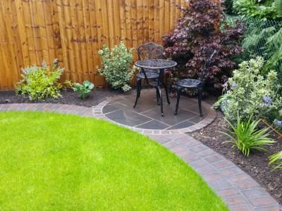 Nicholas Lever Landscapes Garden Specialists Bournemouth