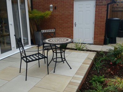 Nicholas Lever Landscapes Bournemouth Patio Installers