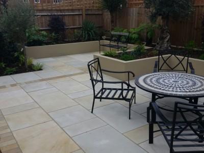 Nicholas Lever Landscapes Garden Design Bournemouth