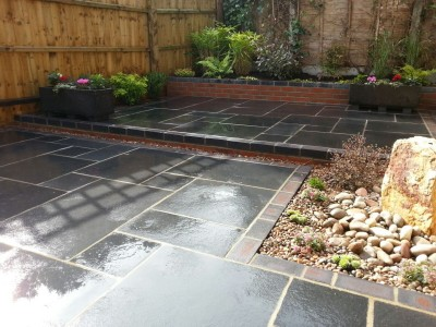Nicholas Lever Landscapes High quality Patios in Bournemouth